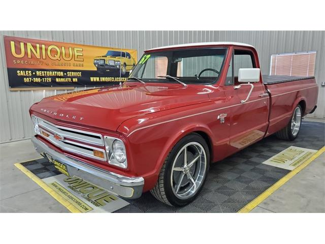 1967 Chevrolet C10 (CC-1312872) for sale in Mankato, Minnesota