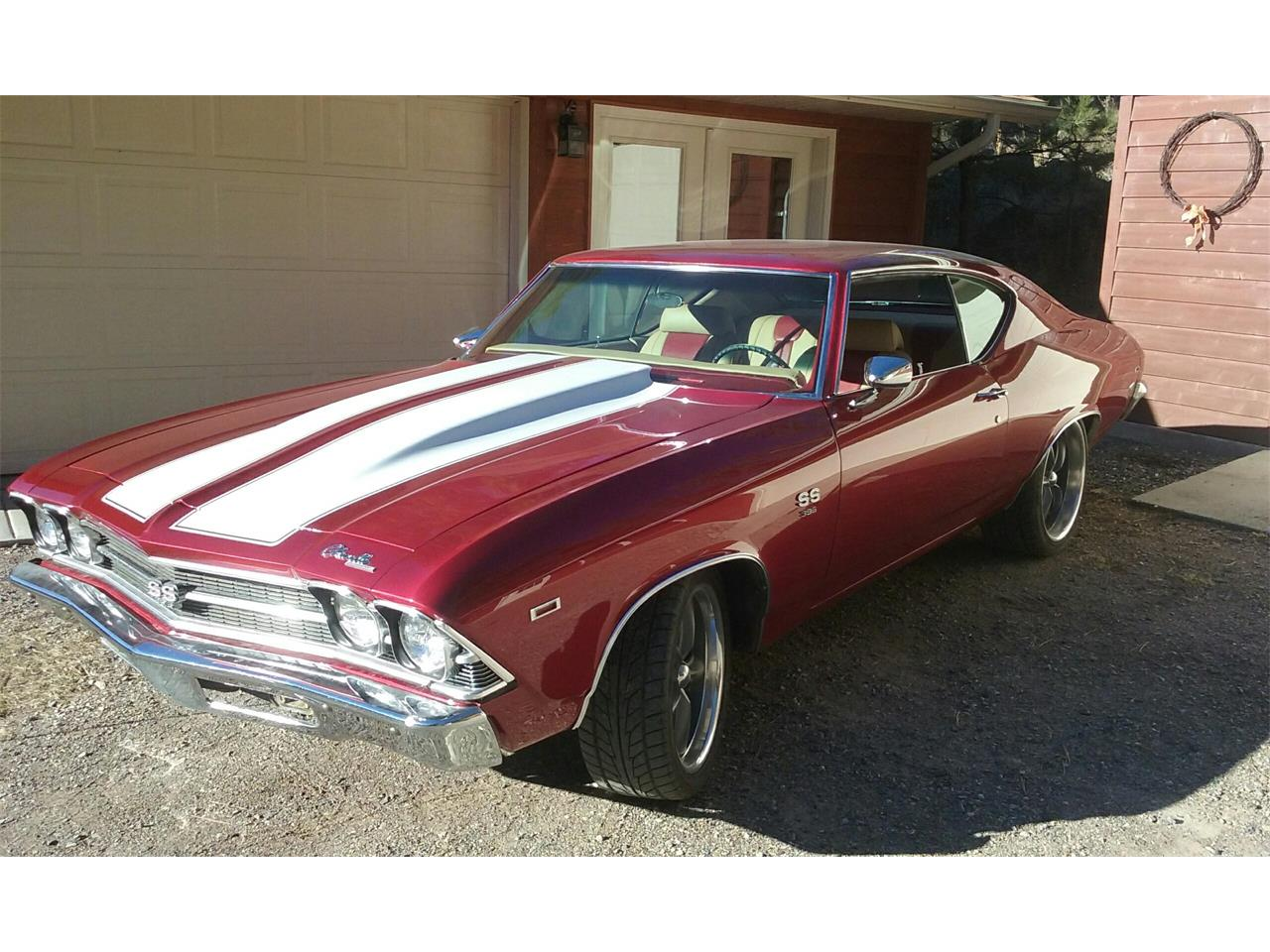 1969 Chevrolet Chevelle SS (CC-1310288) for sale in Helena, Montana