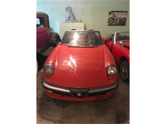 1978 Alfa Romeo Spider (CC-1312887) for sale in Miami, Florida
