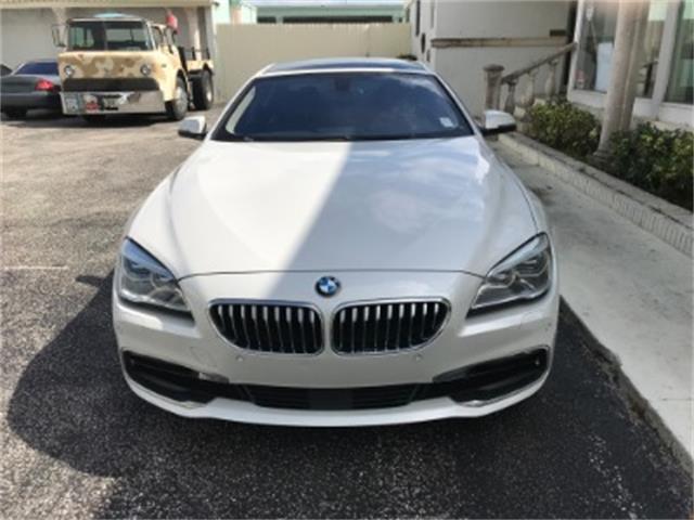 2016 BMW 6 Series (CC-1312912) for sale in Miami, Florida