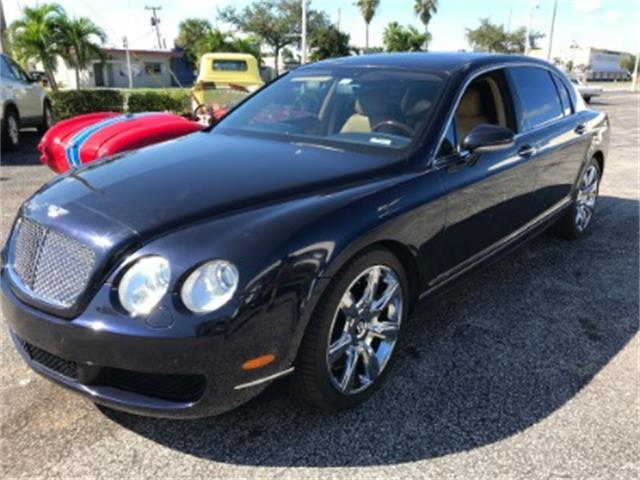 2008 Bentley Continental