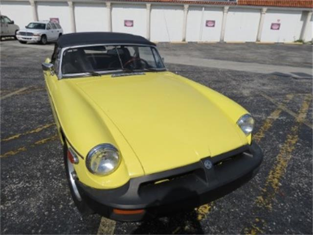 1977 MG MGB (CC-1312935) for sale in Miami, Florida
