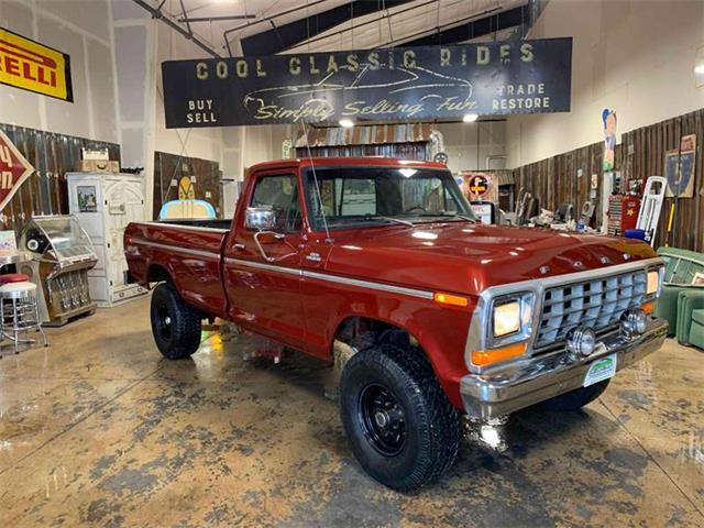 1979 Ford F150 (CC-1312936) for sale in Redmond, Oregon