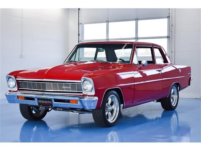 1966 Chevrolet Nova (CC-1312939) for sale in Springfield, Ohio