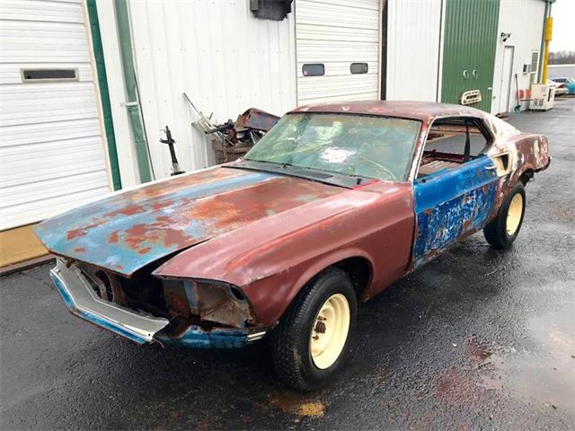 1969 Ford Mustang (CC-1312941) for sale in Knightstown, Indiana