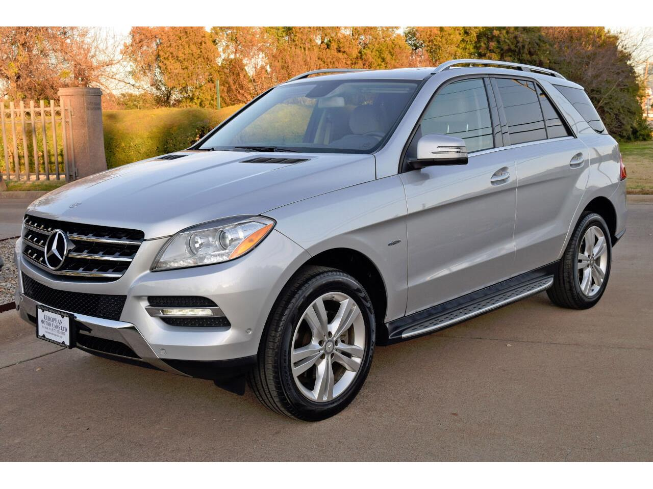 2012 Mercedes-Benz M-Class (CC-1312943) for sale in Fort Worth, Texas