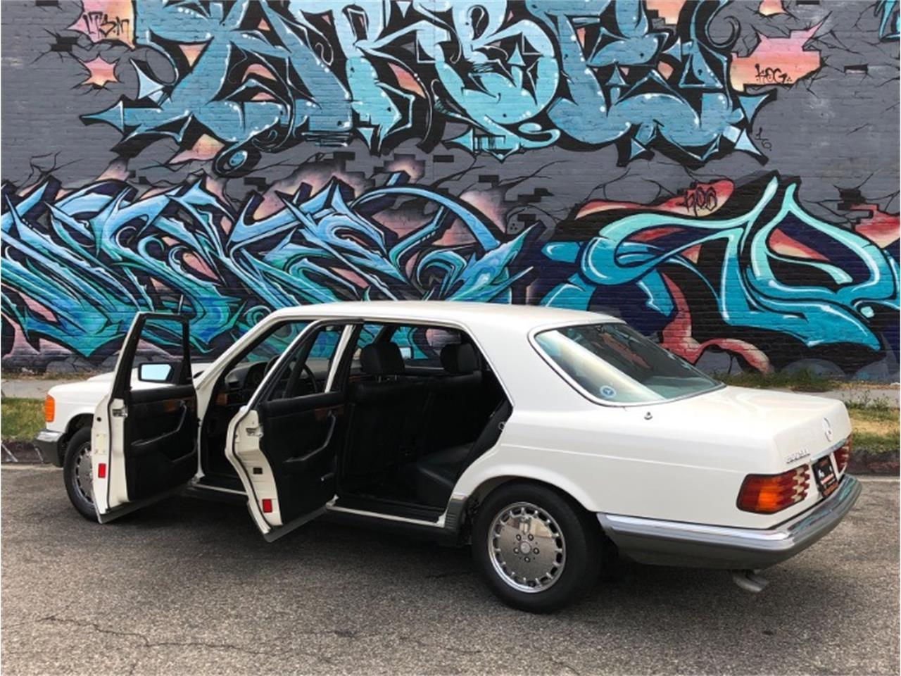 1983 Mercedes-Benz 500 (CC-1312945) for sale in Los Angeles, California