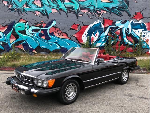 1978 Mercedes-Benz 450 (CC-1312947) for sale in Los Angeles, California