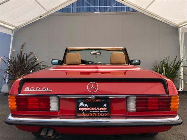 1986 Mercedes-Benz 500 (CC-1312949) for sale in Los Angeles, California