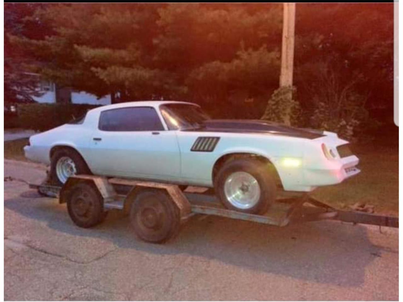 1979 Chevrolet Camaro (CC-1312974) for sale in Fennville, Michigan