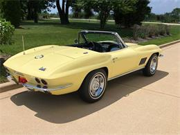 1967 Chevrolet Corvette (CC-1312985) for sale in Burr Ridge, Illinois