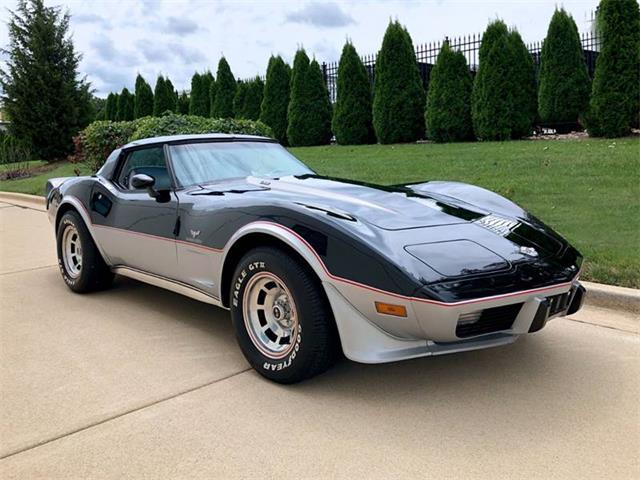 1978 Chevrolet Corvette (CC-1312986) for sale in Burr Ridge, Illinois