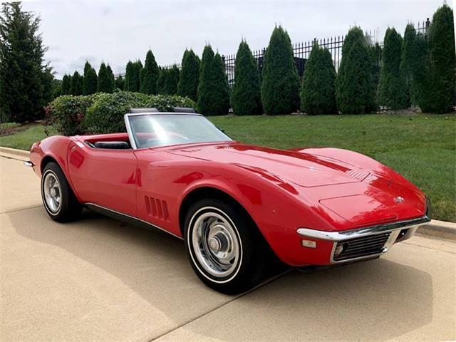 1968 Chevrolet Corvette (CC-1312988) for sale in Burr Ridge, Illinois