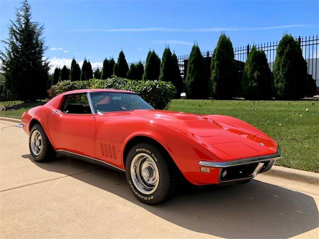 1968 Chevrolet Corvette (CC-1312989) for sale in Burr Ridge, Illinois