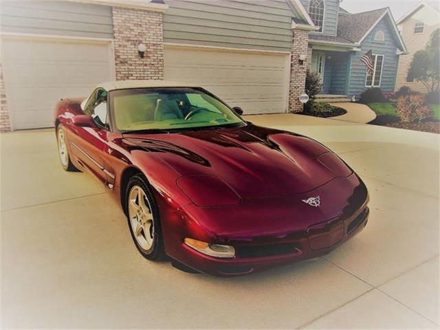 2003 Chevrolet Corvette (CC-1312991) for sale in Burr Ridge, Illinois