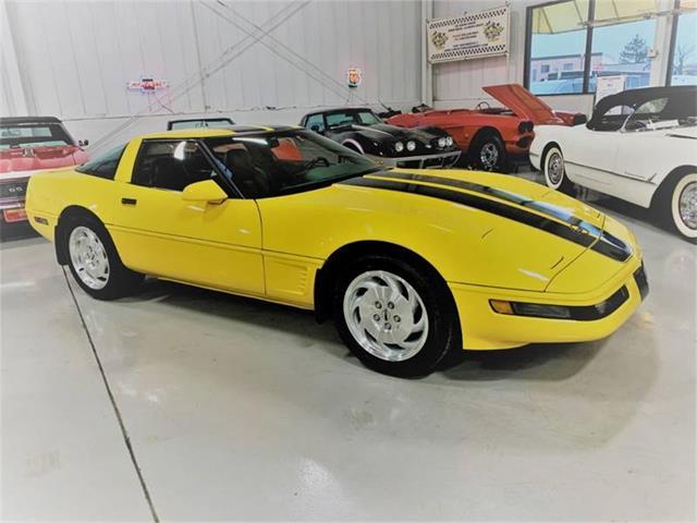 1995 Chevrolet Corvette (CC-1312993) for sale in Burr Ridge, Illinois