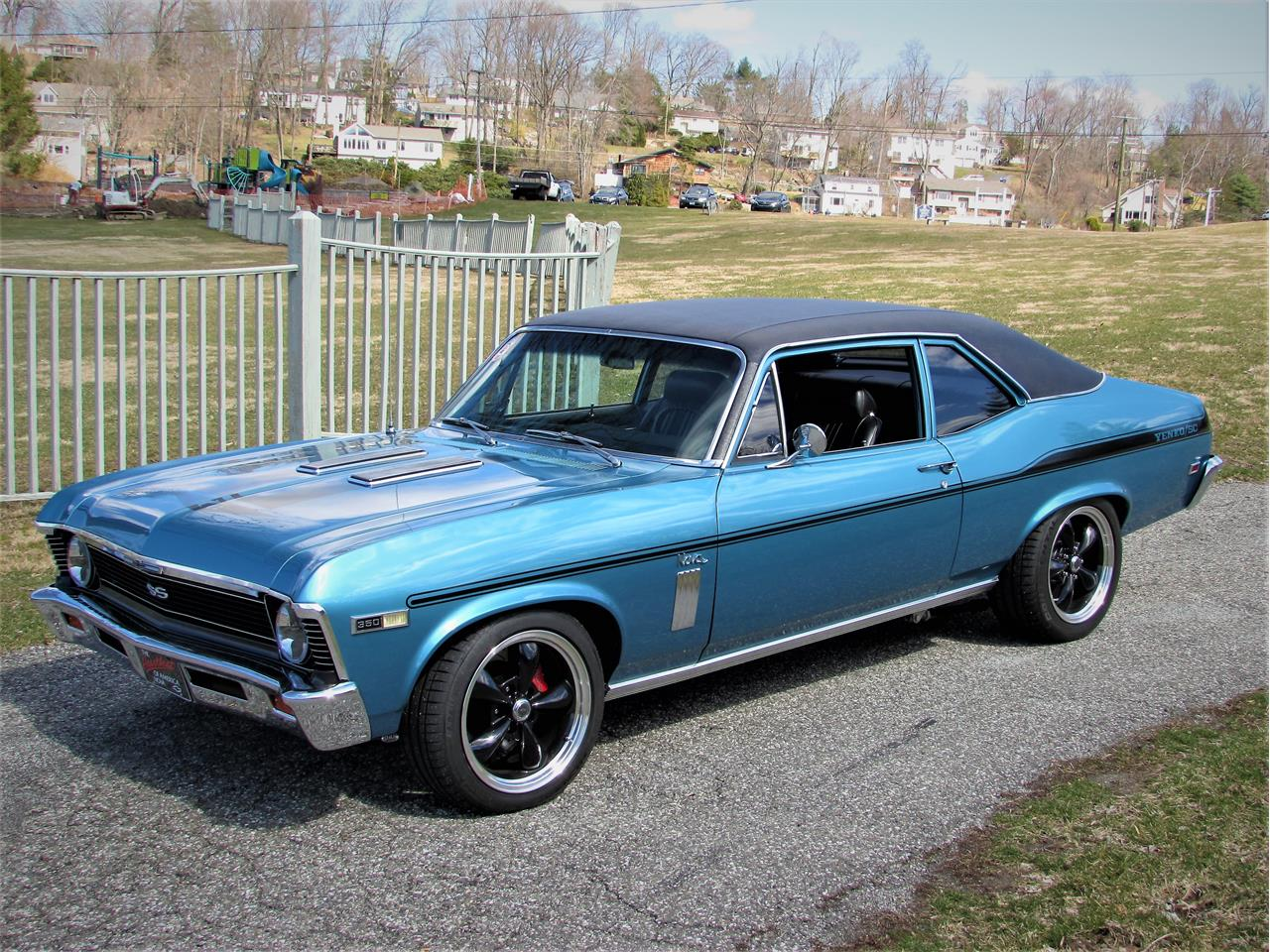 1969 Chevrolet Nova SS (CC-1313007) for sale in Brookfield, Connecticut