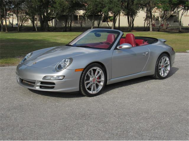 2008 Porsche 997 (CC-1313021) for sale in sarasota, Florida