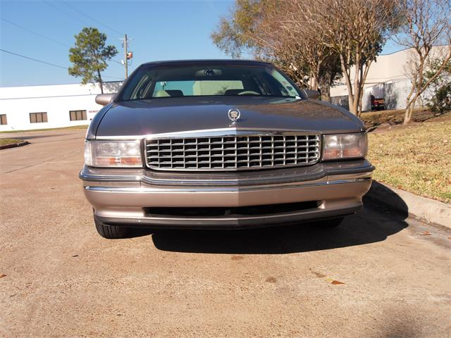 1995 Cadillac Sedan DeVille (CC-1313028) for sale in HOUSTON, Texas