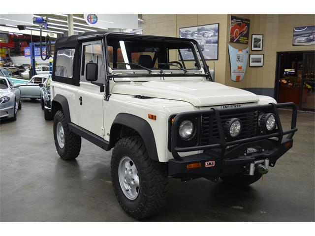 1997 Land Rover Defender (CC-1313035) for sale in Huntington Station, New York