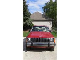1990 Jeep Cherokee (CC-1313036) for sale in Findlay, Ohio