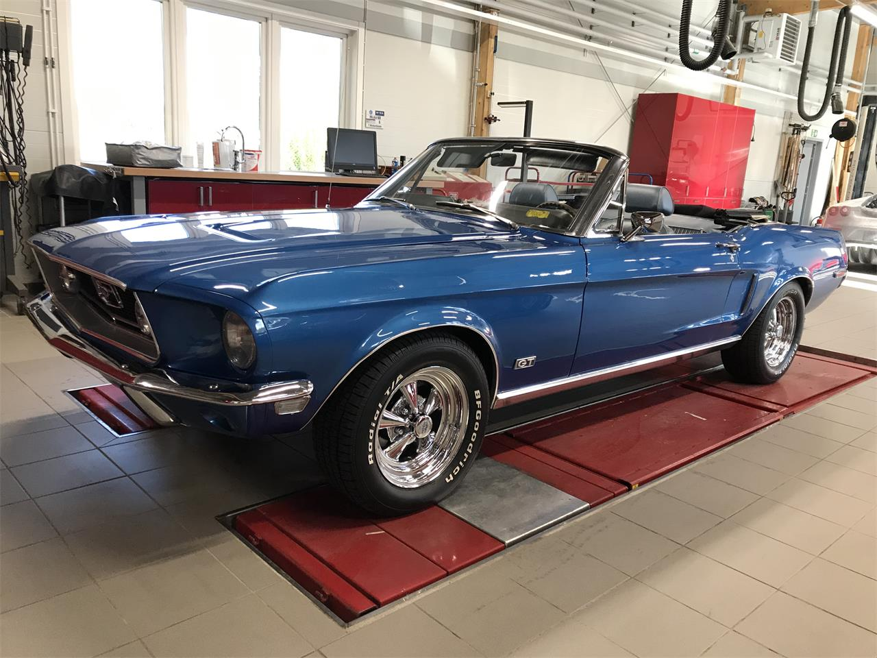 1968 Ford Mustang (CC-1310304) for sale in Katrineholm, Sodermanland