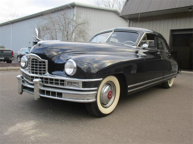 1948 Packard Custom Eight (CC-1313042) for sale in Deep River, Connecticut