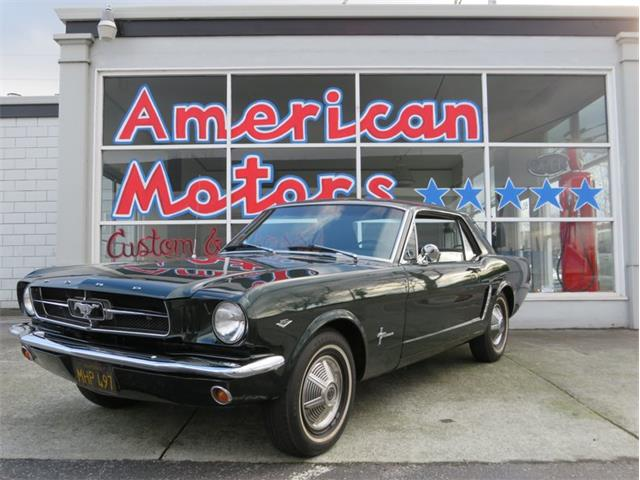 1964 Ford Mustang (CC-1313045) for sale in San Jose, California