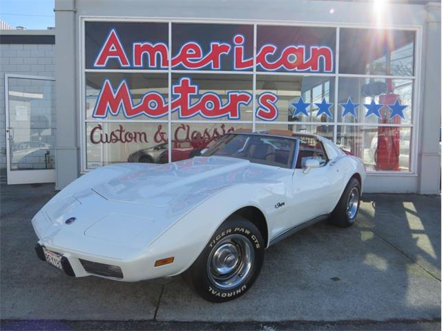 1975 Chevrolet Corvette (CC-1313046) for sale in San Jose, California
