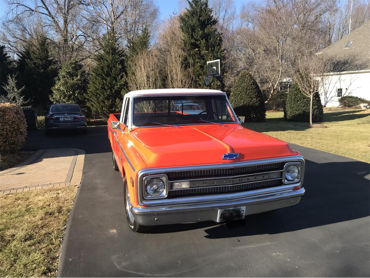 1970 Chevrolet C10 (CC-1313055) for sale in Dunkirk , Maryland