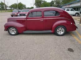 1940 Ford 2-Dr Sedan (CC-1313062) for sale in Benton, Kansas