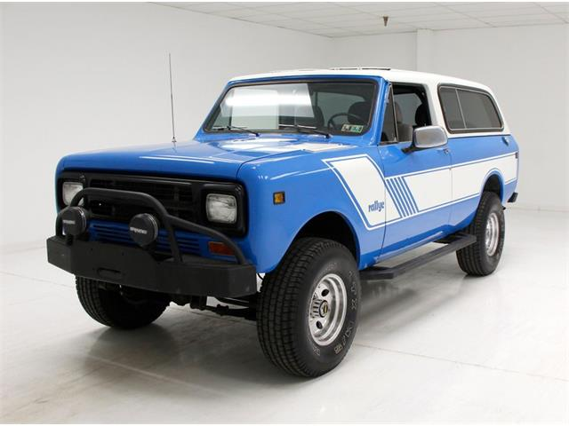 1980 International Scout (CC-1313076) for sale in Morgantown, Pennsylvania