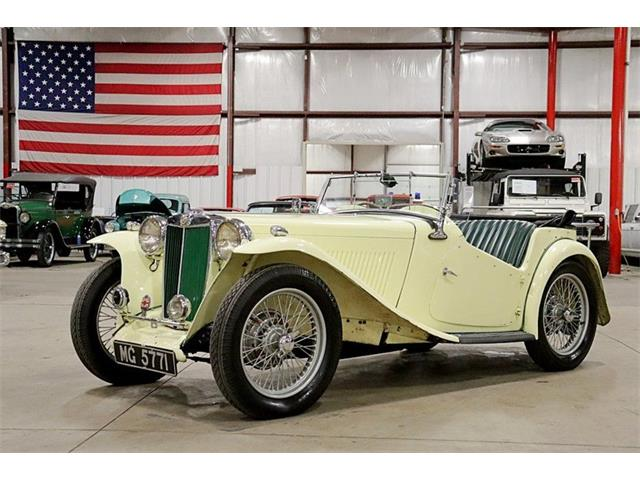 1948 MG TC (CC-1313085) for sale in Kentwood, Michigan