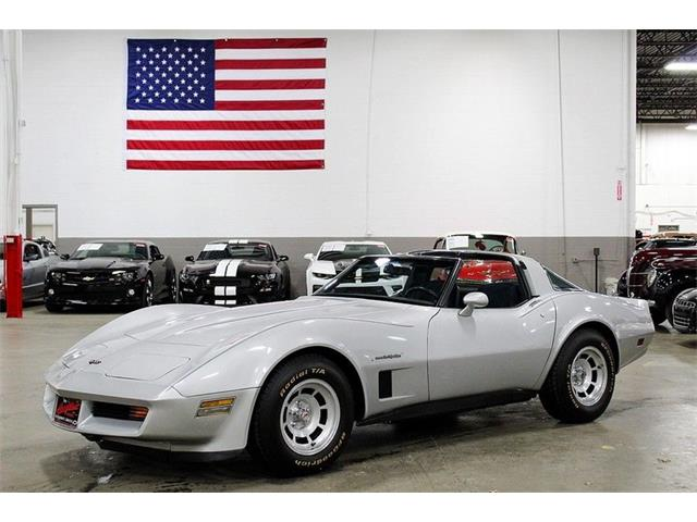 1982 Chevrolet Corvette (CC-1310309) for sale in Kentwood, Michigan
