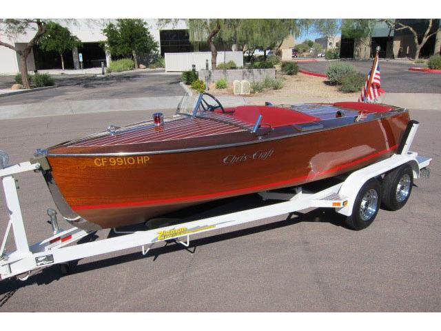1934 Chris-Craft Boat (CC-1313092) for sale in Scottsdale, Arizona