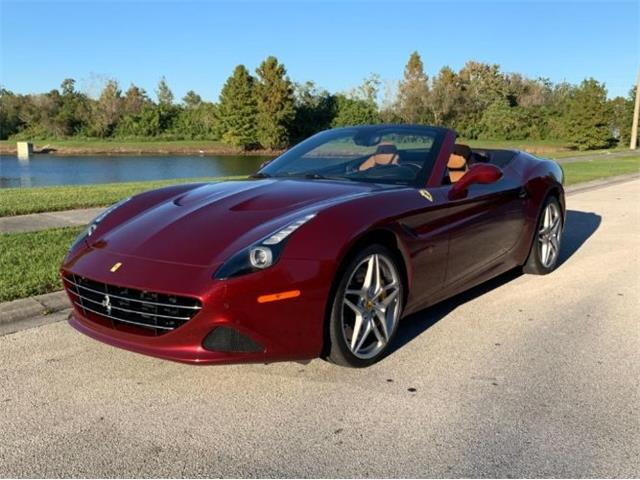 2016 Ferrari California (CC-1310031) for sale in Cadillac, Michigan