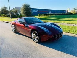 2016 Ferrari California (CC-1310031) for sale in Cadillac, Michigan