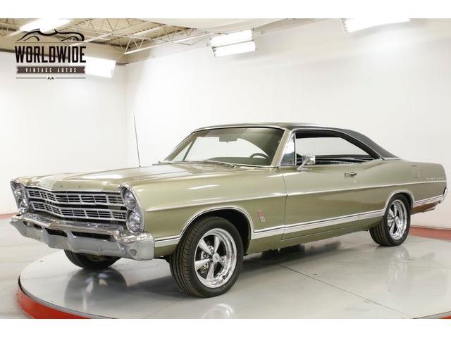 1967 Ford Galaxie (CC-1313100) for sale in Denver , Colorado