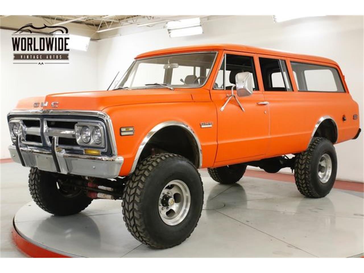 for sale 1971 gmc suburban in denver , colorado cars - denver, co at geebo