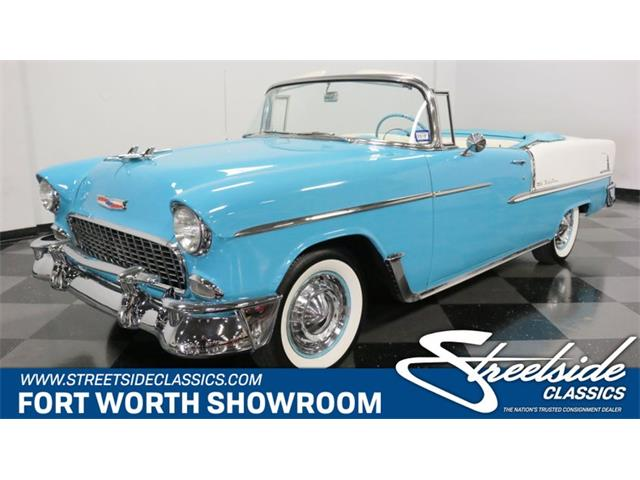 1955 Chevrolet Bel Air (CC-1310311) for sale in Ft Worth, Texas