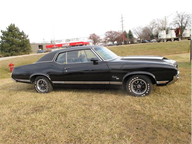 1971 Oldsmobile Cutlass (CC-1313137) for sale in Troy, Michigan