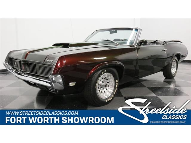 1969 Mercury Cougar (CC-1310314) for sale in Ft Worth, Texas