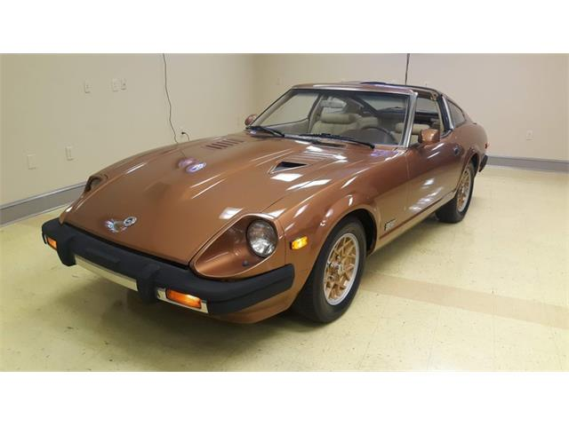 1981 Datsun 280ZX (CC-1313142) for sale in Greensboro, North Carolina
