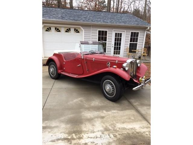 1981 MG TD (CC-1313148) for sale in Greensboro, North Carolina