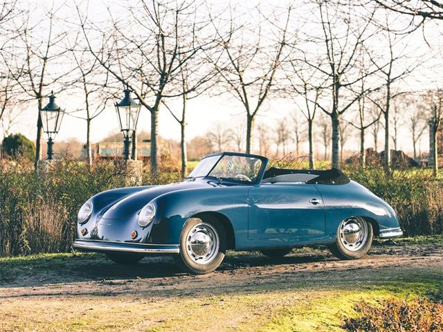 1952 Porsche 356 (CC-1313155) for sale in Paris, France