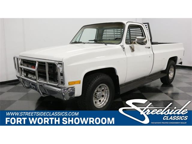 1986 Chevrolet C20 (CC-1310316) for sale in Ft Worth, Texas
