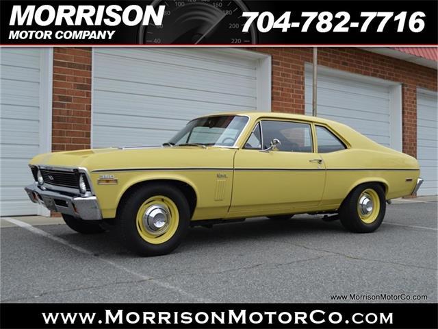 1970 Chevrolet Nova (CC-1313160) for sale in Concord, North Carolina
