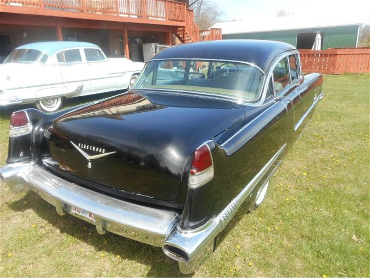 1956 Cadillac 60 Special (CC-1313165) for sale in Cadillac, Michigan