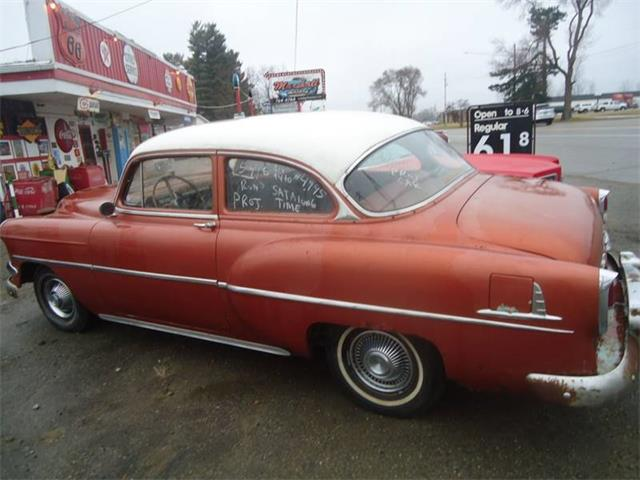1954 Chevrolet Bel Air (CC-1313168) for sale in Jackson, Michigan