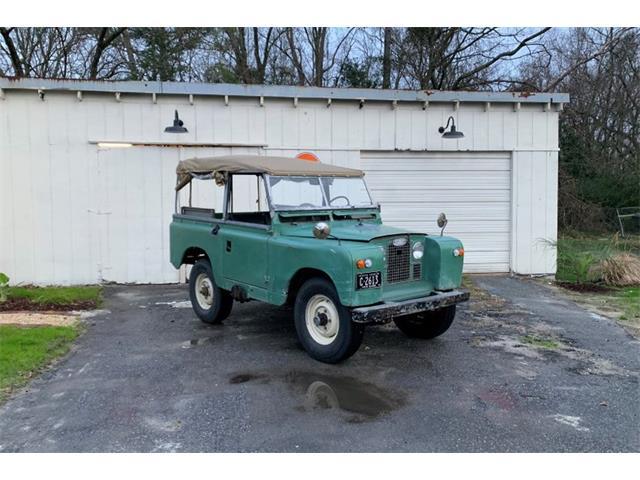 1966 Land Rover Series I (CC-1313172) for sale in Atlanta, Georgia